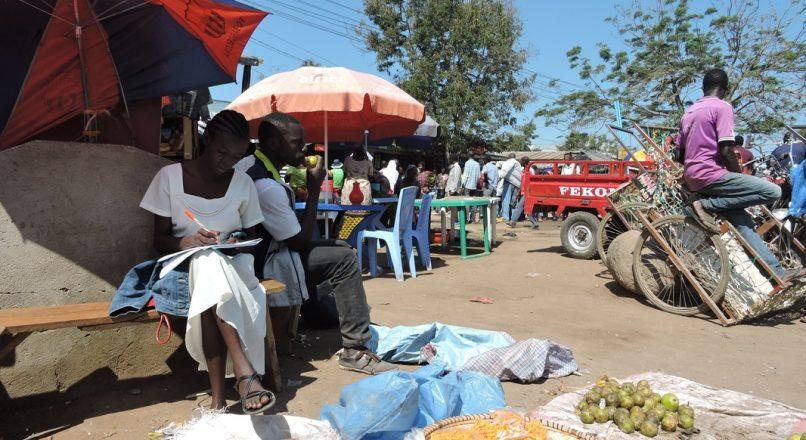 Kiloleli Local Market in Mwanza | Mwanza Town